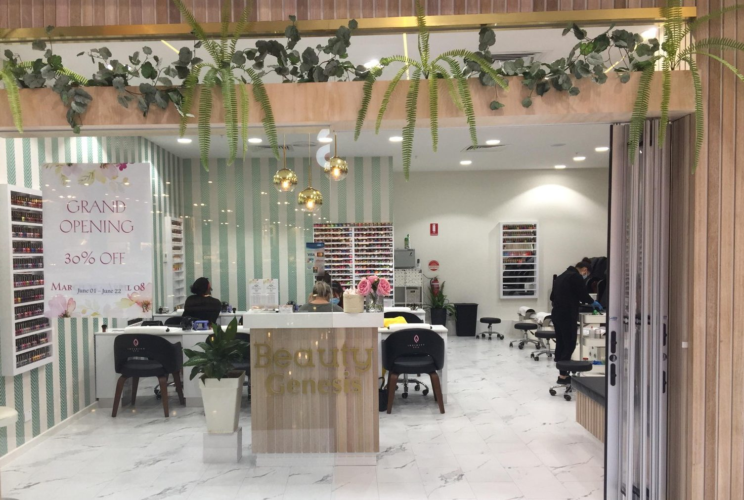 Beauty Genesis has now re-opened!
