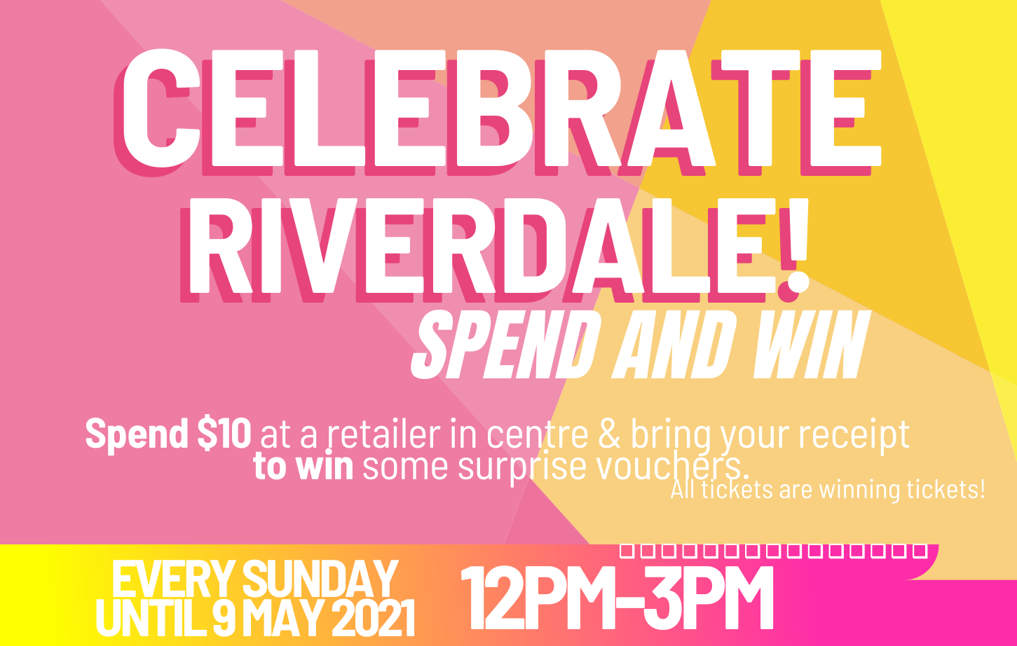 Celebrate Riverdale Spend And Win!